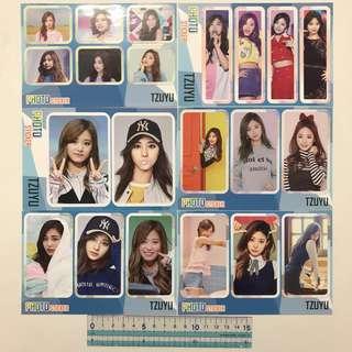 Twice Tzu Yu 子瑜 韓國飯製貼紙 Made In Korea Sticker