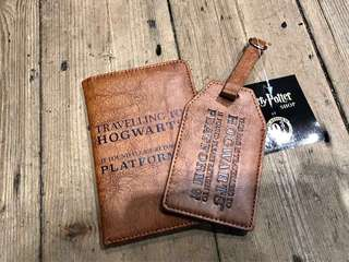 🔥🔥🔥Harry Potter Passport Holder/ Baggage Tag