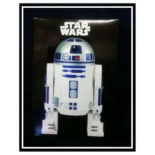 限量十個 特價景品 R2-D2做型 20cm高儲物盒 Star Wars 星球大戰 Characters