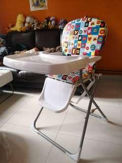 High Chair 幼兒摺疊餐椅