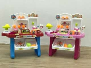 Kitchen Market Playset
