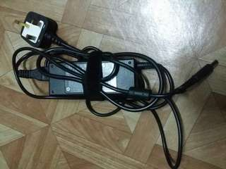 HP charger with adopter