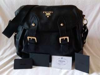 Prada Milanio Bag