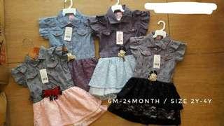 🚚 Girl Dress PO