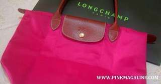 Original Longchamp Le Pliage tote bag