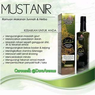 JRM Mustanir