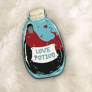 Love potion case