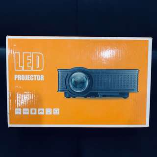 🚚 LED PROJECTOR (BRAND NEW READY STOCK)