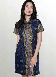 Batik Dress Arjunadewa