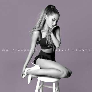 Ariana Grande My Everything Japan Deluxe Edition CD DVD sealed rare UICU 1254