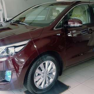 KIA GRAND CARNIVAL 11 seaters
