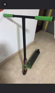 Stunt Scooter lucky