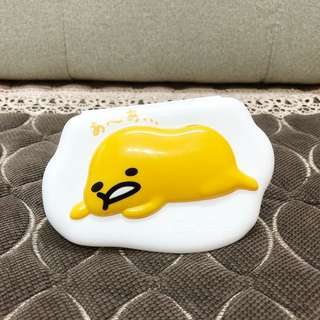 Sanrio Gudetama蛋黃哥封口蓋收納