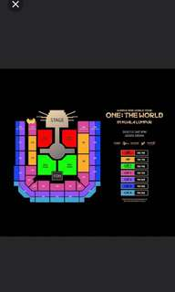 (wtb) -VIP- Wanna one ticket in KL with reasonable price ❤
