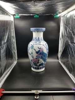 珍藏50年!高身花瓶……
