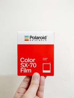 Polaroid Original SX-70 拍立得 底片