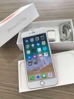 Iphone6S plus 32GB Rose Gold