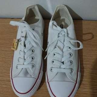 Converse Chuck Taylor Eur37 low cut shoes sneakers rubber shoes