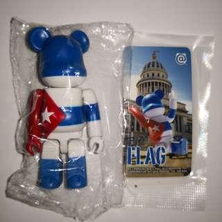 Medicom BE@RBRICK Series 26 - Flag [Republic of Cuba]