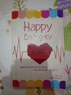 Novel Happy Ending-ku