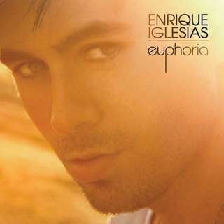 Enrique Iglesias - Euphoria CD album