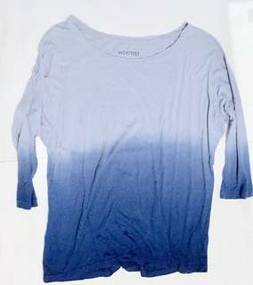 Cotton On Blue Top