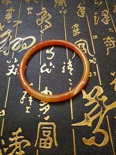 瑪瑙圓型手鈪
