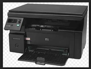 HP Printer LaserJet M1132MFP