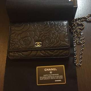 Chanel Wallet In Chain
