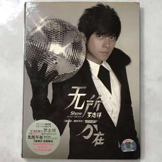 Show Luo 罗志祥 - Show Your Dance CD album