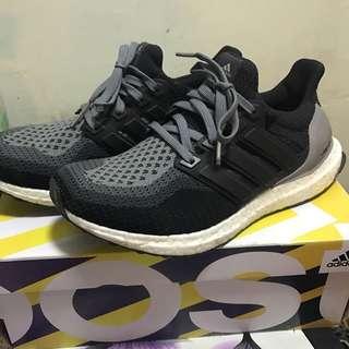 Adidas Ultraboost Black&Grey