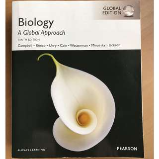 Pearson Biology: A Global Approach