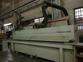 Automatic SCM Single sided edge banner