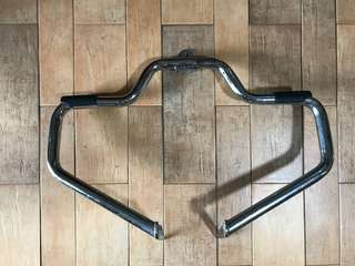 Mustache Engine Guard / Crash Bar