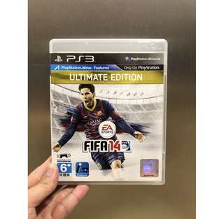 [WTS-Preowned] PS3 Fifa14 Ultimate Edition