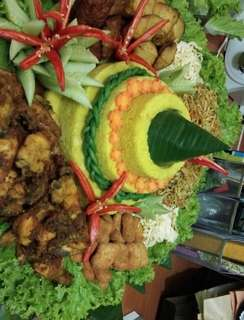 Tumpeng special