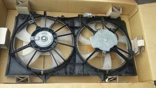 Camry acv40 aircond and fan motor
