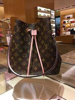 Louis Vuitton Neonoe in Pink💗