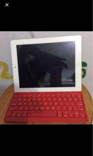 淨Keyboard不連iPad