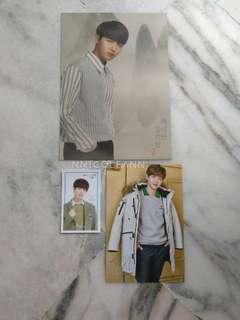 Kim Jaehwan Combo Set