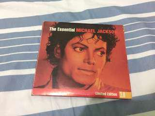 The essential michael jackson limited edition 3.0