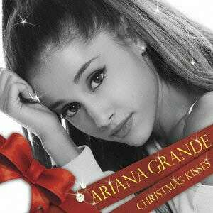 Ariana Grande Christmas Kisses Japan edition sealed CD UICU 1269 rare
