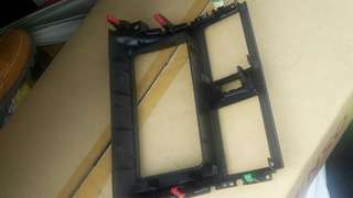 Wide screen housing for vios 2009 - 2012