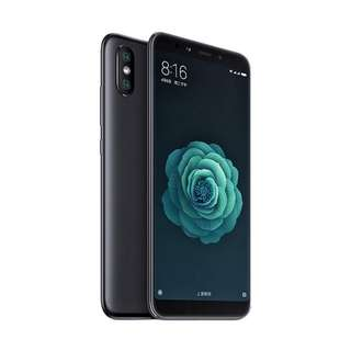 Kredit Xiaomi Mi6x 4/64GB Black