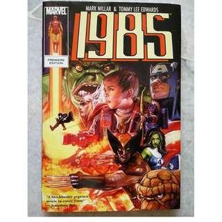 Marvel comics - 1985