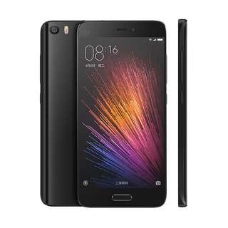 Kredit Xiaomi Mi5 Black 3/64GB