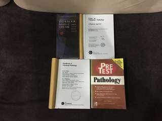 Chemical Pathology, Pathology textbooks