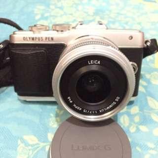 Lensa Panasonic Leica 15mm f/1.7 for Olympus Lumix Xiaomi Fixed Lens