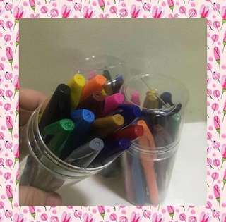 Touch pens from Japan. 12pcs /per set!!