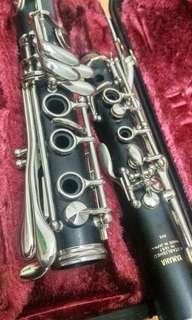 Yamaha clarinet
